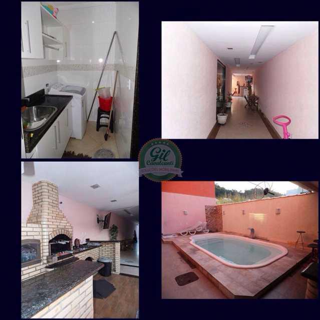 5 - Casa em Condomínio 4 quartos à venda Vila Valqueire, Rio de Janeiro - R$ 1.450.000 - CS2294 - 6