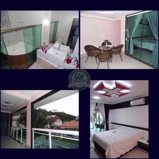 7 - Casa em Condomínio 4 quartos à venda Vila Valqueire, Rio de Janeiro - R$ 1.450.000 - CS2294 - 7