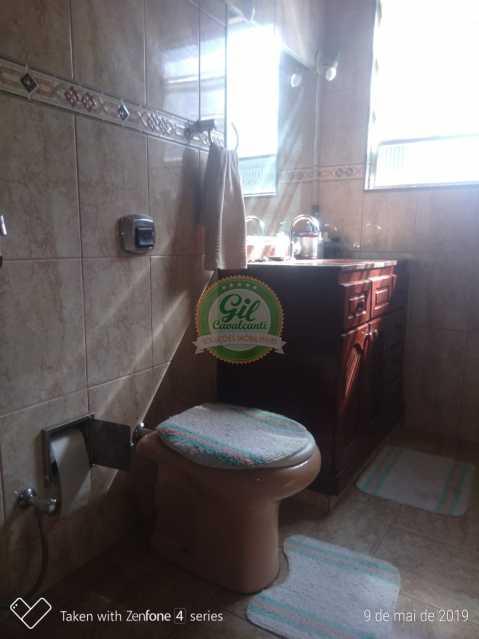 1d76c7b1-2f11-4e7b-ac2a-255503 - Casa 4 quartos à venda Curicica, Rio de Janeiro - R$ 320.000 - CS2299 - 4