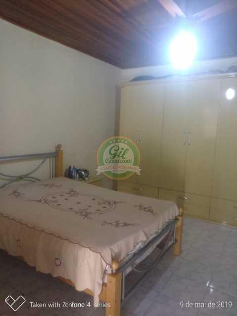 95ef4208-f772-4cbb-b36f-3afc71 - Casa 4 quartos à venda Curicica, Rio de Janeiro - R$ 320.000 - CS2299 - 13