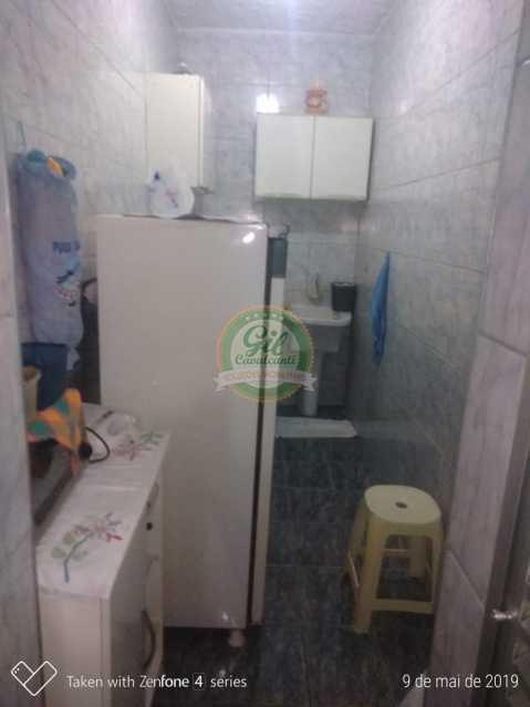 91573dc2-e33a-479b-b0ed-ca6347 - Casa 4 quartos à venda Curicica, Rio de Janeiro - R$ 320.000 - CS2299 - 14