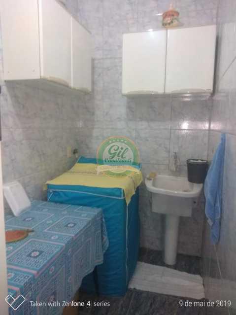 ad770445-3d46-4ed4-846d-865154 - Casa 4 quartos à venda Curicica, Rio de Janeiro - R$ 320.000 - CS2299 - 15