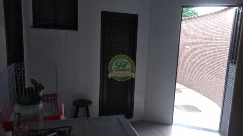 1ee56a54-e28d-4797-86eb-16b4b4 - Casa 2 quartos à venda Curicica, Rio de Janeiro - R$ 480.000 - CS2301 - 8