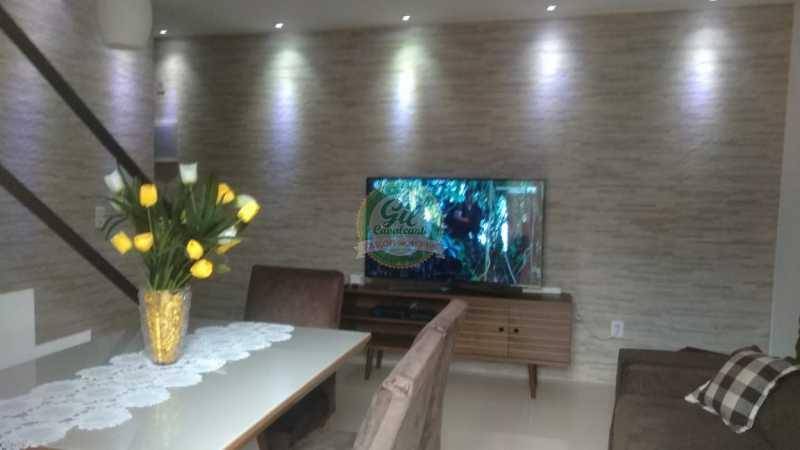287d80b3-a336-4643-ac07-046155 - Casa 2 quartos à venda Curicica, Rio de Janeiro - R$ 480.000 - CS2301 - 16