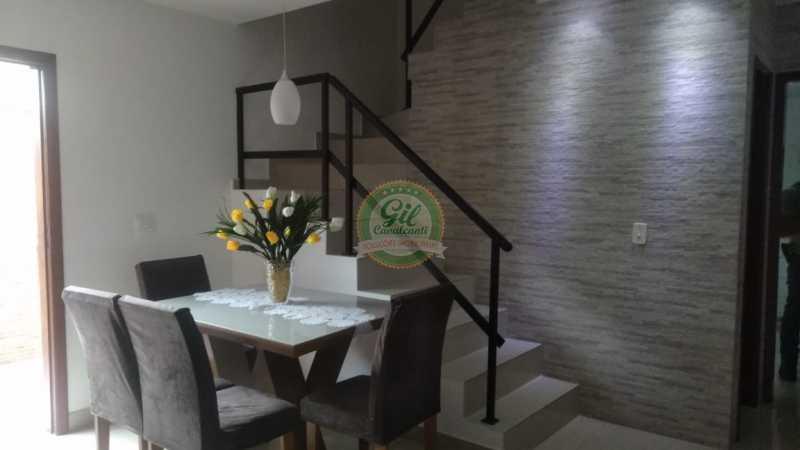 615d6430-8b6d-4179-9691-ff4172 - Casa 2 quartos à venda Curicica, Rio de Janeiro - R$ 480.000 - CS2301 - 3