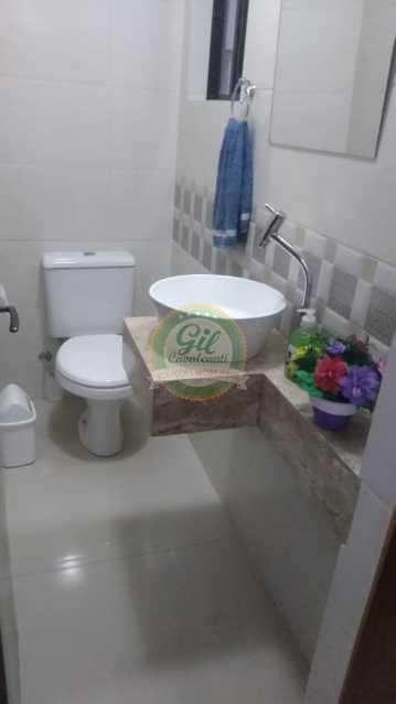 ecc25023-9d78-408b-aa83-f9d4c8 - Casa 2 quartos à venda Curicica, Rio de Janeiro - R$ 480.000 - CS2301 - 25