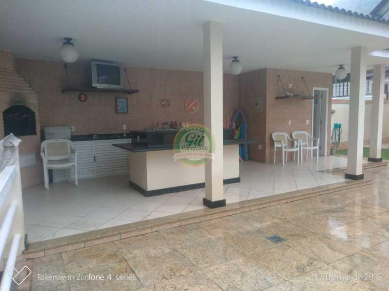6616b10a-83a9-4494-bd74-533d32 - Casa em Condominio À Venda - Taquara - Rio de Janeiro - RJ - CS2307 - 30