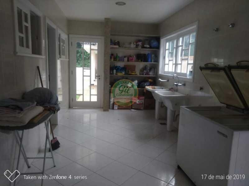 7084bed2-5414-4182-8312-82e46a - Casa em Condominio À Venda - Taquara - Rio de Janeiro - RJ - CS2307 - 6