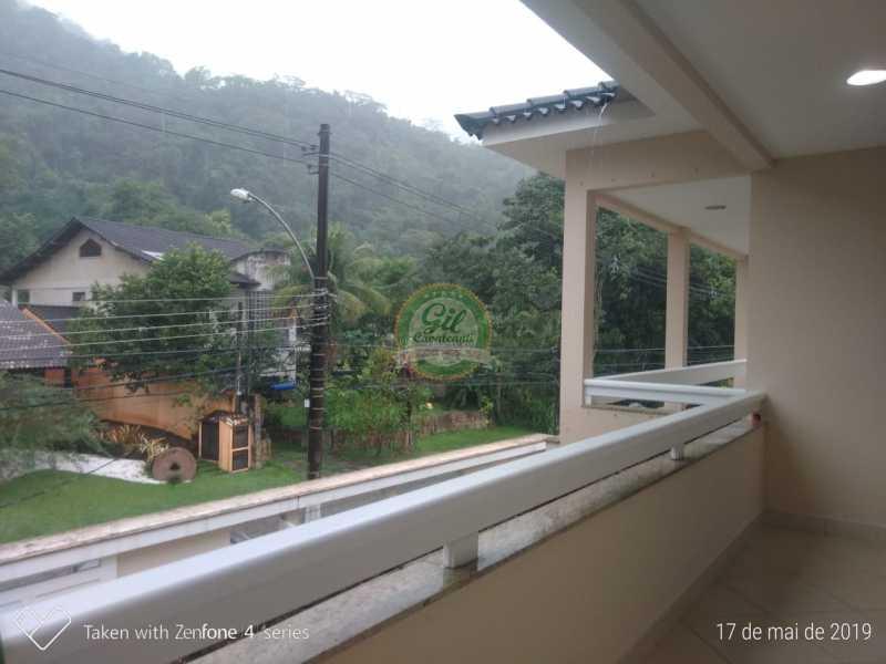 048495c6-1e3d-4777-86fc-c60990 - Casa em Condominio À Venda - Taquara - Rio de Janeiro - RJ - CS2307 - 19