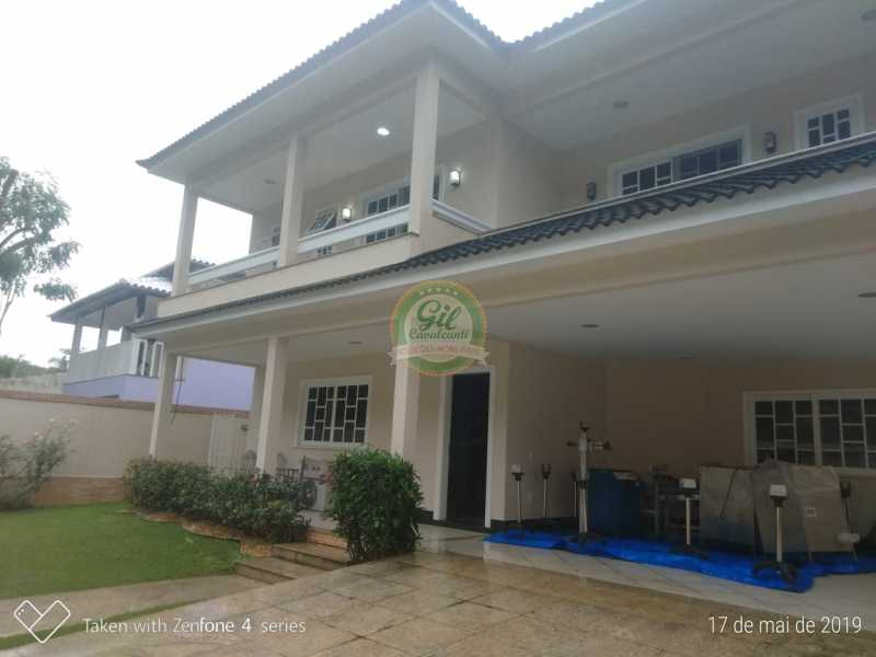 f4166b40-10f8-462e-910d-a81ef5 - Casa em Condominio À Venda - Taquara - Rio de Janeiro - RJ - CS2307 - 1
