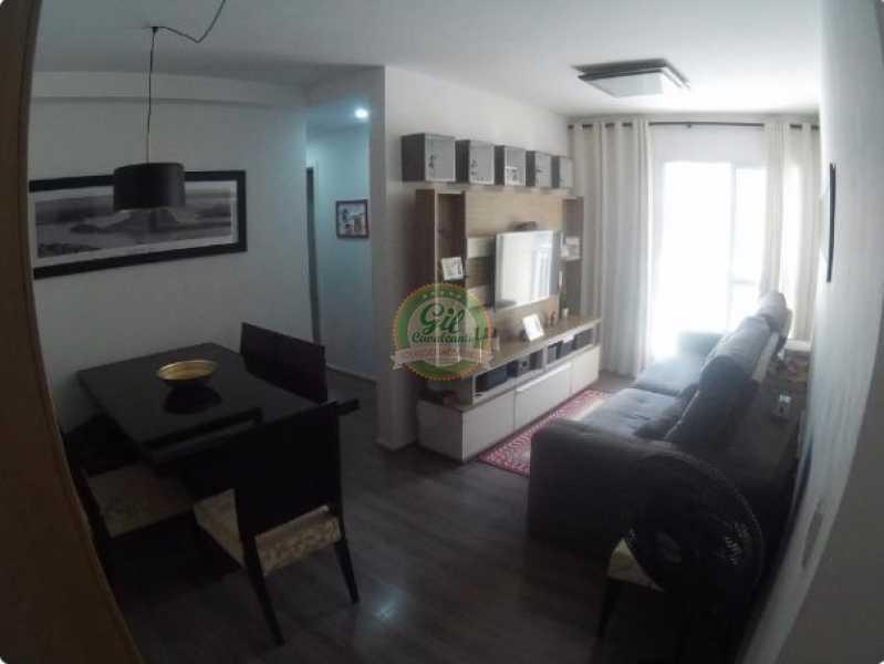 13838a27-b9d8-4186-85b6-14b4c3 - Apartamento 2 quartos à venda Pechincha, Rio de Janeiro - R$ 266.000 - AP1861 - 1