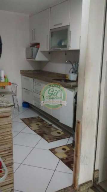 2db9957a-bef4-49d1-bda4-2f4259 - Casa de Vila 3 quartos à venda Curicica, Rio de Janeiro - R$ 349.000 - CS2314 - 9