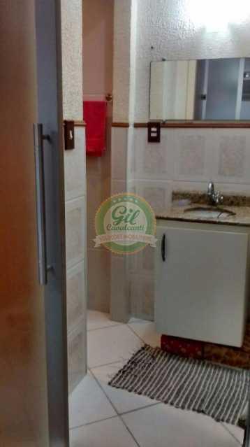 4c047672-0a53-4464-bbcd-cd8119 - Casa de Vila 3 quartos à venda Curicica, Rio de Janeiro - R$ 349.000 - CS2314 - 8
