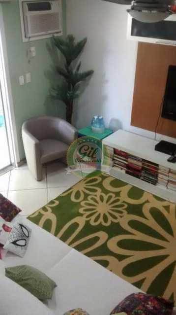 5e7e9326-0333-4209-95bf-543b48 - Casa de Vila 3 quartos à venda Curicica, Rio de Janeiro - R$ 349.000 - CS2314 - 3