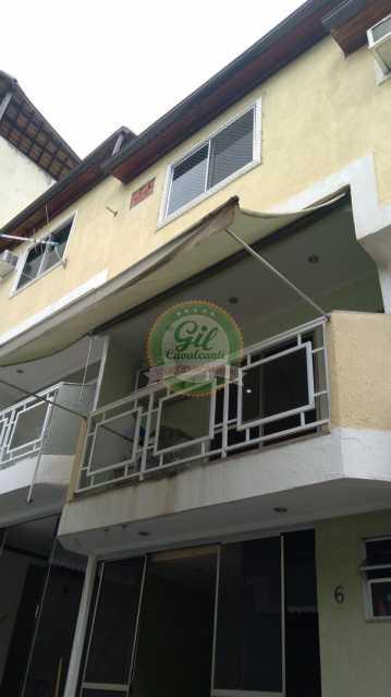 7b45b7dd-ed18-4b0e-91e7-cc3ec6 - Casa de Vila 3 quartos à venda Curicica, Rio de Janeiro - R$ 349.000 - CS2314 - 1