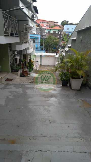 15554784-c4d8-4bf8-8697-0de9f5 - Casa de Vila 3 quartos à venda Curicica, Rio de Janeiro - R$ 349.000 - CS2314 - 11