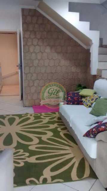 e80a63df-31d5-467c-8a5e-f72df4 - Casa de Vila 3 quartos à venda Curicica, Rio de Janeiro - R$ 349.000 - CS2314 - 5