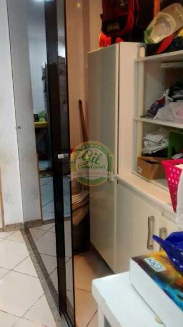 f44aa016-5f99-45e0-af7d-26a2d6 - Casa de Vila 3 quartos à venda Curicica, Rio de Janeiro - R$ 349.000 - CS2314 - 6