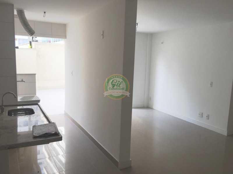 sala 1 - Apartamento 2 quartos à venda Pechincha, Rio de Janeiro - R$ 385.000 - AP1874 - 9