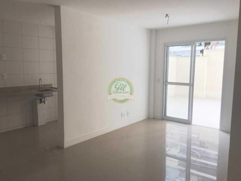 sala 3 - Apartamento 2 quartos à venda Pechincha, Rio de Janeiro - R$ 385.000 - AP1874 - 10