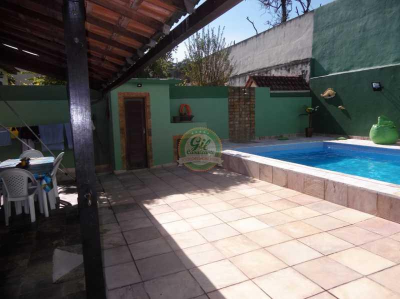 1b05fe6b-e0f9-46d8-9a7a-330c58 - Casa 3 quartos à venda Pechincha, Rio de Janeiro - R$ 750.000 - CS2322 - 1