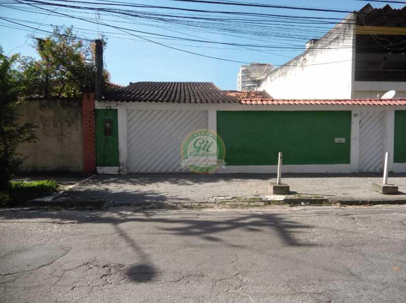 60855591-78cf-44e4-b9c1-13db87 - Casa 3 quartos à venda Pechincha, Rio de Janeiro - R$ 750.000 - CS2322 - 24
