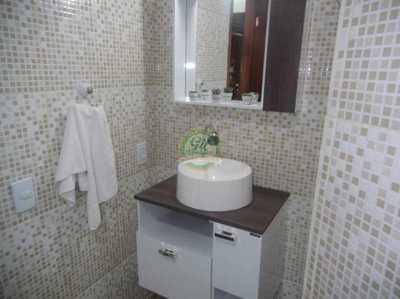 eb66c560-b3cd-4d20-b759-8bd778 - Casa 3 quartos à venda Pechincha, Rio de Janeiro - R$ 750.000 - CS2322 - 18