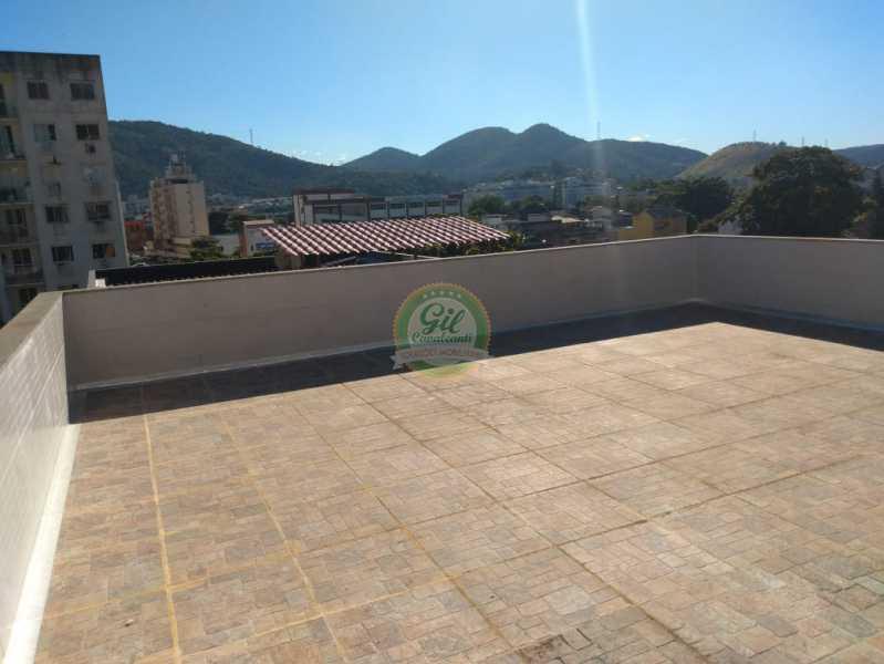 1db9d538-4be0-47bd-b98e-400bf3 - Casa 3 quartos à venda Taquara, Rio de Janeiro - R$ 790.000 - CS2335 - 30