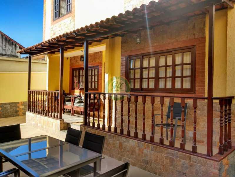 5d046dc8-4841-46dd-b220-15af94 - Casa 3 quartos à venda Taquara, Rio de Janeiro - R$ 790.000 - CS2335 - 1