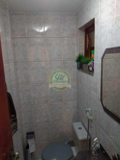 558a382c-39c0-4a42-9d43-922cd1 - Casa 3 quartos à venda Taquara, Rio de Janeiro - R$ 790.000 - CS2335 - 26