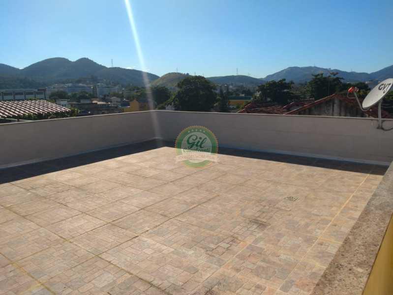 d7623124-a720-43aa-937b-7127d0 - Casa 3 quartos à venda Taquara, Rio de Janeiro - R$ 790.000 - CS2335 - 31