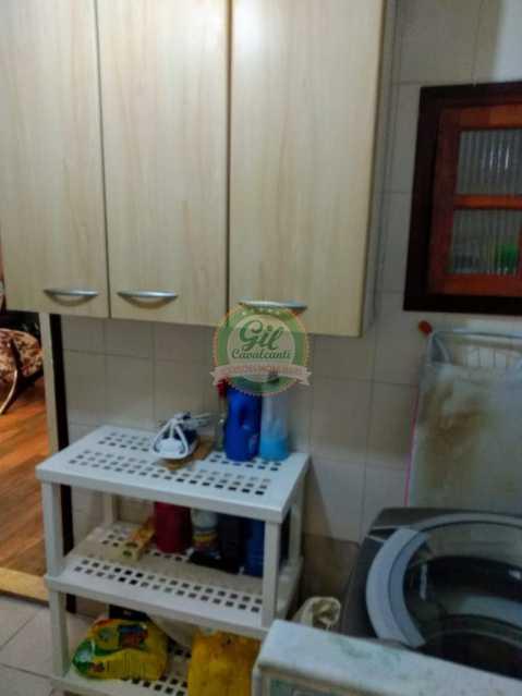e78cb97b-58e7-4ff6-a66d-027b62 - Casa 3 quartos à venda Taquara, Rio de Janeiro - R$ 790.000 - CS2335 - 29