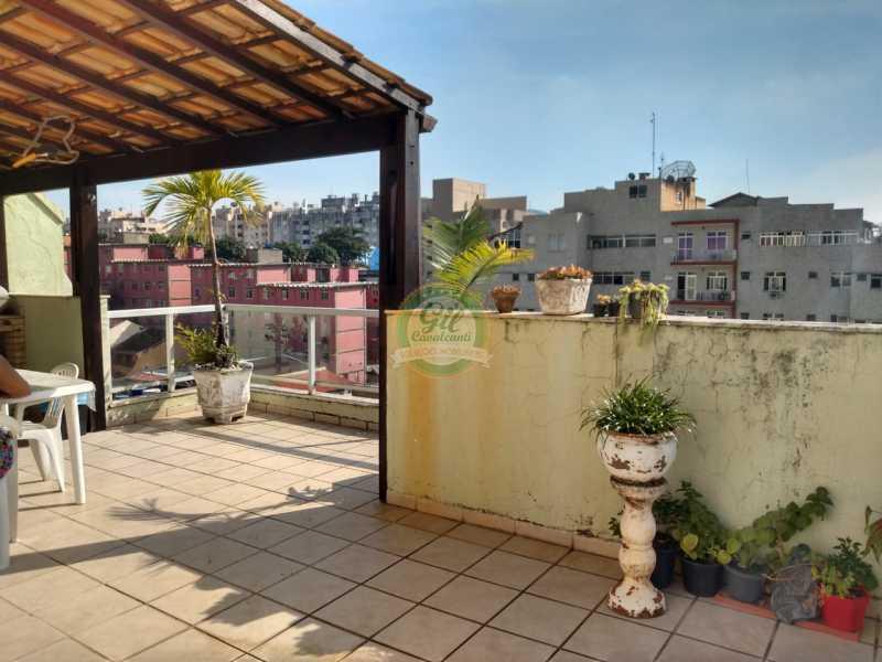 5bfb78d0-e2f1-4643-ae86-6d746e - Cobertura 2 quartos à venda Taquara, Rio de Janeiro - R$ 470.000 - CB0206 - 5