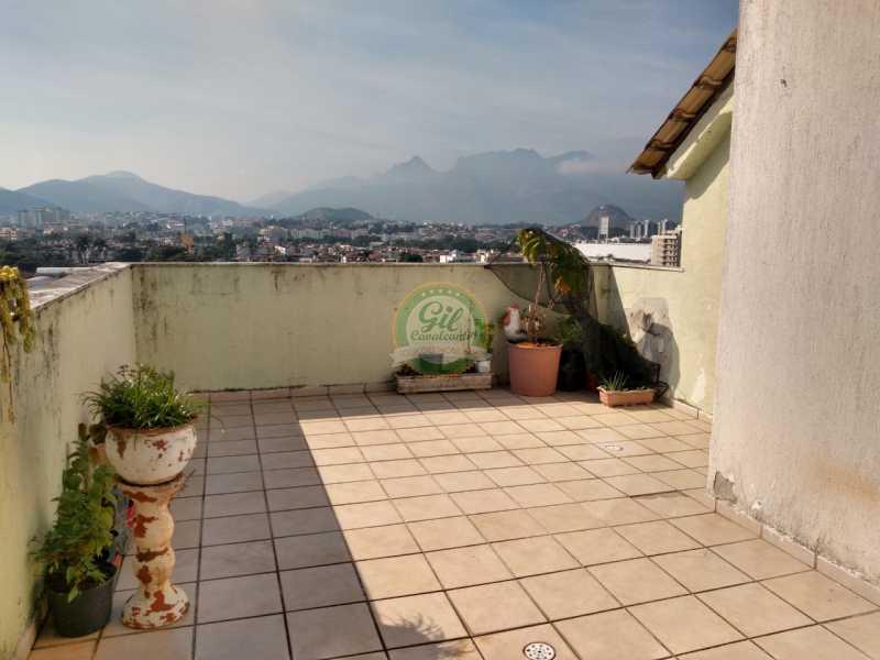 41805311-f4e1-45fa-8c8f-09e591 - Cobertura 2 quartos à venda Taquara, Rio de Janeiro - R$ 470.000 - CB0206 - 9