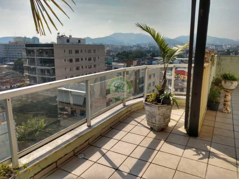 a17c112e-fd84-470c-a4bf-d5b095 - Cobertura 2 quartos à venda Taquara, Rio de Janeiro - R$ 470.000 - CB0206 - 6