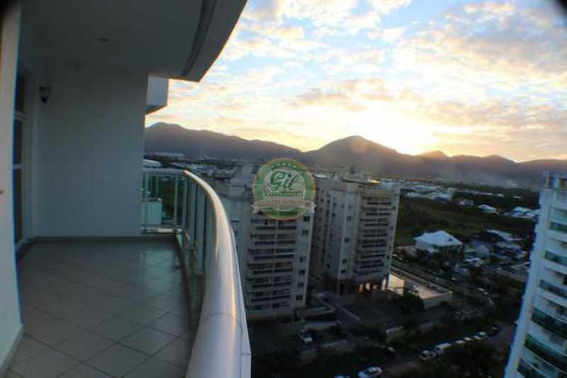 ae11d169-d4f7-451b-8a78-7abc46 - Cobertura Recreio dos Bandeirantes, Rio de Janeiro, RJ À Venda, 3 Quartos, 150m² - CB0207 - 4