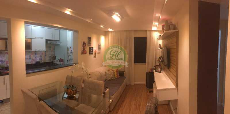 ab503332-6d75-4dc8-a4dd-cdfafd - Apartamento Taquara, Rio de Janeiro, RJ À Venda, 1 Quarto, 37m² - AP1907 - 1