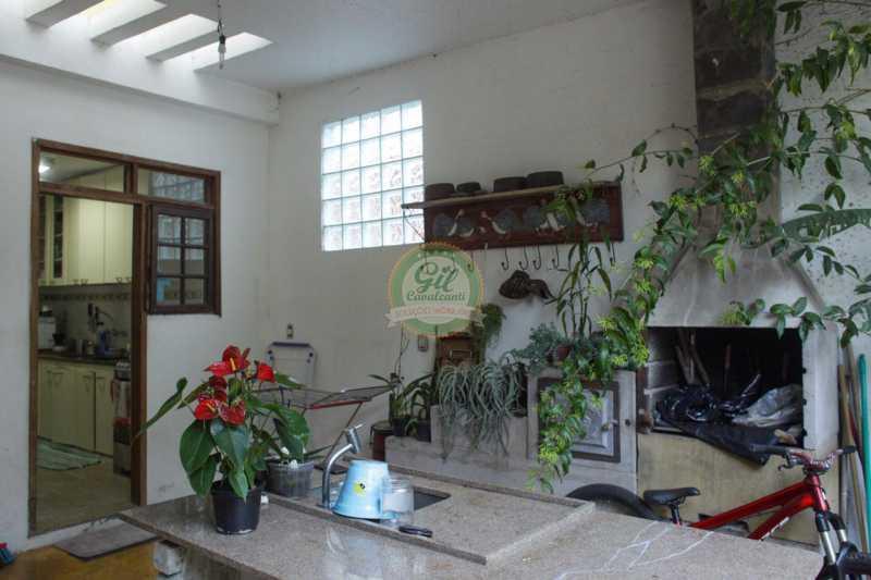 0863cbfd-3867-447f-8895-b906e9 - Casa em Condomínio 4 quartos à venda Anil, Rio de Janeiro - R$ 1.050.000 - CS2351 - 23