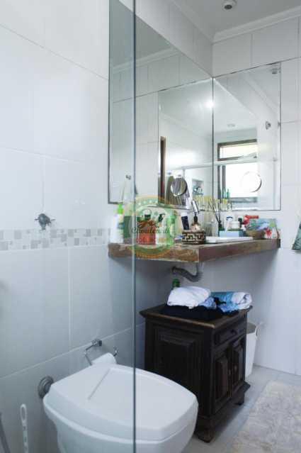 dd87db3f-09ab-4c33-aa39-40fc37 - Casa em Condomínio 4 quartos à venda Anil, Rio de Janeiro - R$ 1.050.000 - CS2351 - 30