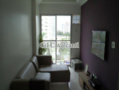 SALA - Apartamento Jacarepaguá,Rio de Janeiro,RJ À Venda,2 Quartos,64m² - APV0280 - 7