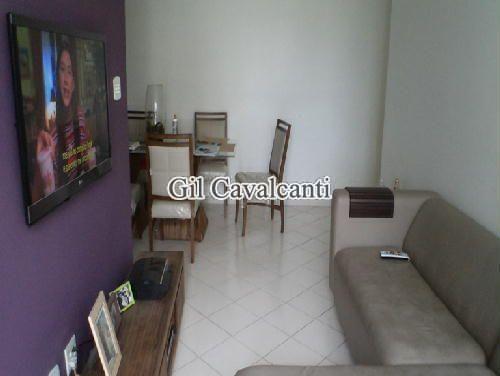 SALA. - Apartamento Jacarepaguá,Rio de Janeiro,RJ À Venda,2 Quartos,64m² - APV0280 - 8