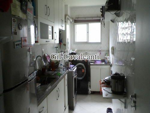 COZINHA. - Apartamento Jacarepaguá,Rio de Janeiro,RJ À Venda,2 Quartos,64m² - APV0280 - 14
