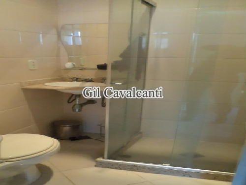 BANHEIRO SOCIAL. - Apartamento Jacarepaguá,Rio de Janeiro,RJ À Venda,2 Quartos,64m² - APV0280 - 24