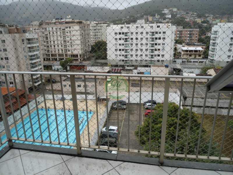 7d2379a1-6330-4e52-90a8-dac10e - Cobertura 3 quartos à venda Tanque, Rio de Janeiro - R$ 370.000 - CB0210 - 3
