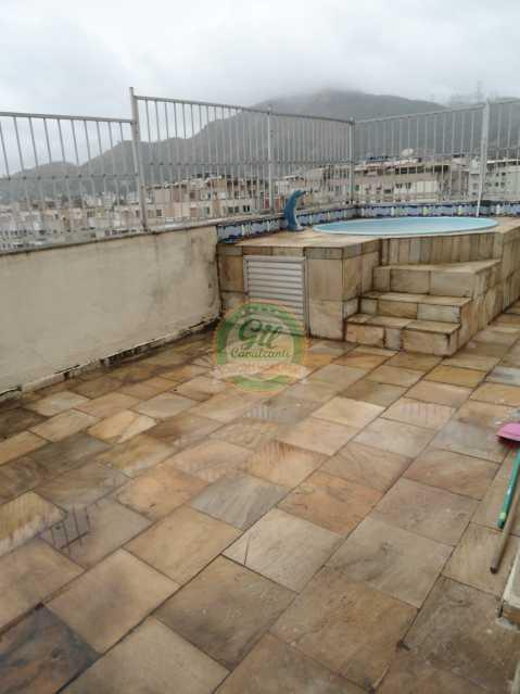 2309be1e-a082-4453-a173-d27962 - Cobertura 3 quartos à venda Tanque, Rio de Janeiro - R$ 370.000 - CB0210 - 20