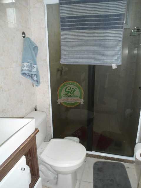 b045966a-c8d8-4e0c-87e7-4f4d08 - Cobertura 3 quartos à venda Tanque, Rio de Janeiro - R$ 370.000 - CB0210 - 17