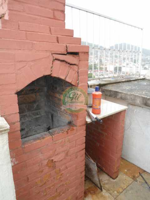 f2f22083-f0be-4127-a11a-662cf6 - Cobertura 3 quartos à venda Tanque, Rio de Janeiro - R$ 370.000 - CB0210 - 24