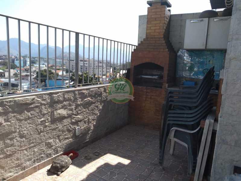 0abcc89d-c42b-47a8-adbe-64bce1 - Cobertura 3 quartos à venda Tanque, Rio de Janeiro - R$ 420.000 - CB0212 - 8