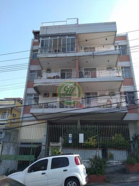 8728c301-cf9b-444d-8d3c-cbbd42 - Cobertura 3 quartos à venda Tanque, Rio de Janeiro - R$ 420.000 - CB0212 - 1