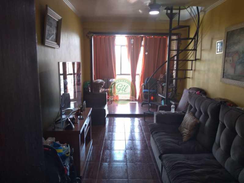 9877dafe-9431-4fd1-849c-a7d8b3 - Cobertura 3 quartos à venda Tanque, Rio de Janeiro - R$ 420.000 - CB0212 - 15